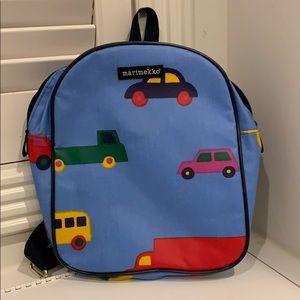 Marimekko Children's Vehicles Backpack